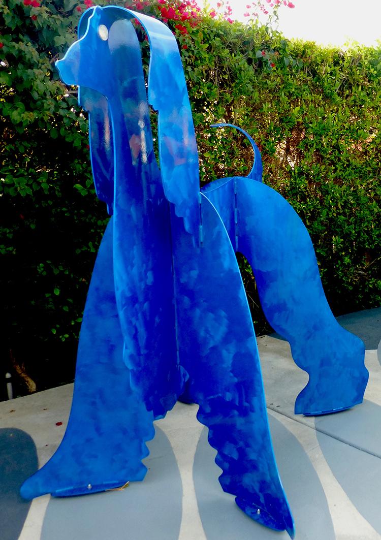 "Karen & Tony Barone Sculpture ""MASTER LAUTNER"""
